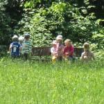 Ausflug der Vorschulkinder
