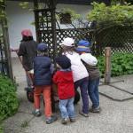 Wieder im Kindergarten